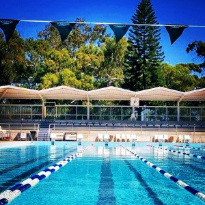 Find a local swimming pool and smash out some laps!