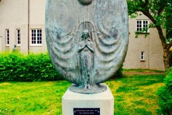 An interesting and slightly disturbing sculpture garden, but nonetheless, very interesting!