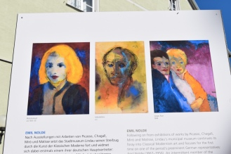 Some of Nolde's work.
