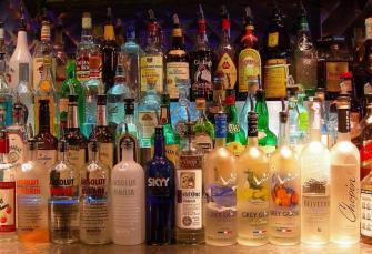 So much booze!!