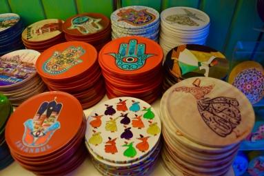 Some Istanbul merchandise!