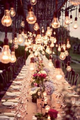 A fairly elaborate setting thanks to pinterest.com. I hope this inspires you to gather your loved ones and celebrate life.