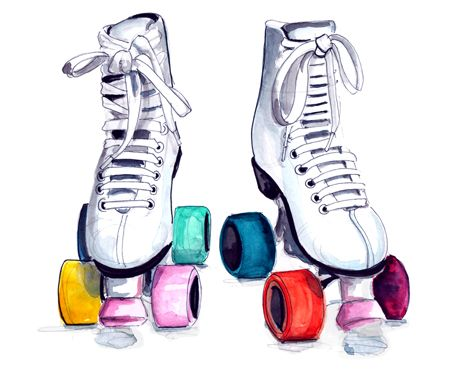 Rollerskating Revival Live Your Truth